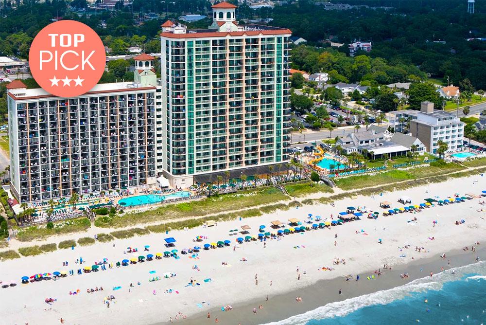 Myrtle Beach Resorts Best Oceanfront Resorts In Myrtle