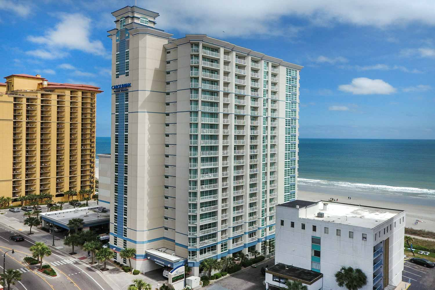 Myrtle Beach Resorts  Best Oceanfront Resorts in Myrtle